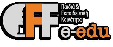 CFF e-EDU Logo